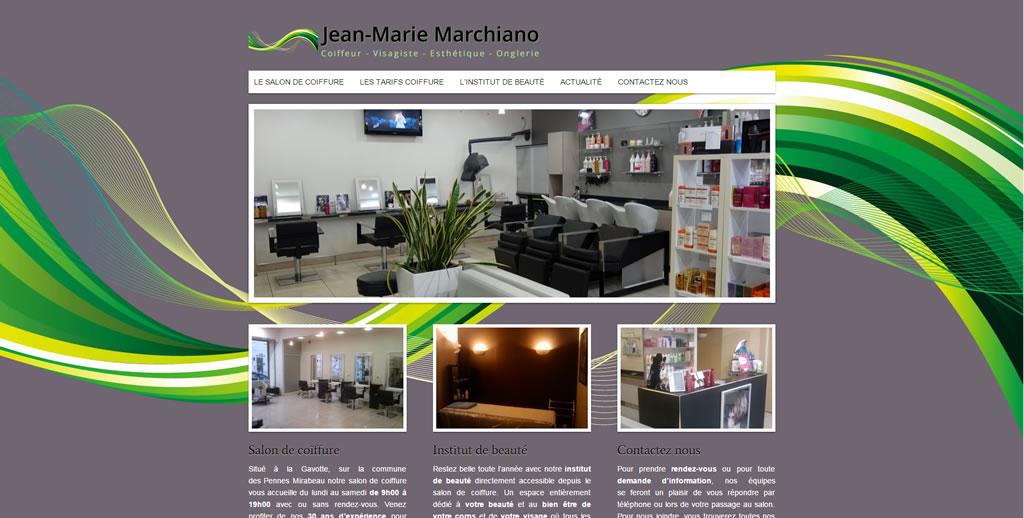 Salon de coiffure Jean Marie Marchiano